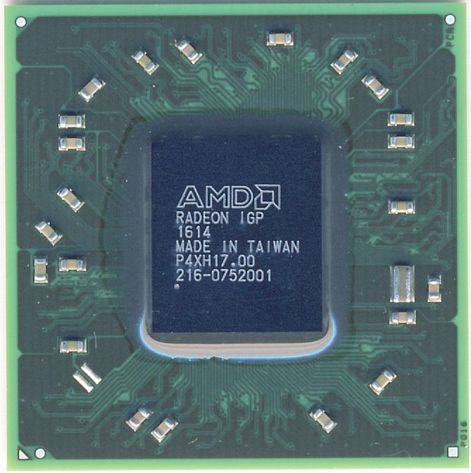 Микросхемы AMD